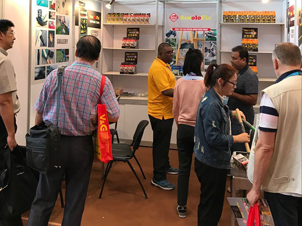 Welcome you to visit our booth: 21-147